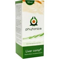 Phytonics Liver comp humaan (50 ml)
