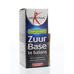 Lucovitaal Zuurbase druppels (30 ml)