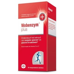 Wobenzym plus (60 tabletten)