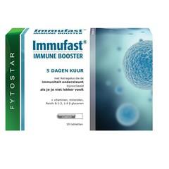 Fytostar Immufast immuunbooster (10 tabletten)