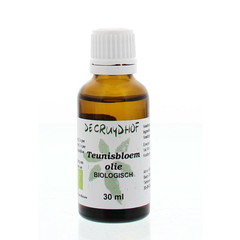 Cruydhof Teunisbloemolie vloeibaar bio (30 ml)