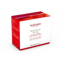 Nutrisan Nutriquinol 50 mg (180+30 softgels)