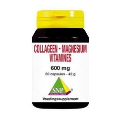 SNP Collageen magnesium vitamines (60 capsules)