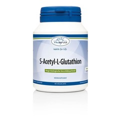 Vitakruid S-Acetyl-L-Glutathion (90 vcaps)