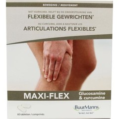 Buurmanns Maxi flex (60 tabletten)