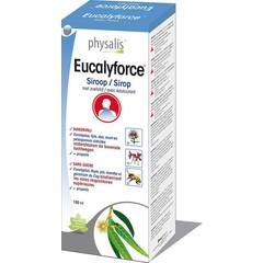 Physalis Eucalyforce siroop suikervrij (150 ml)
