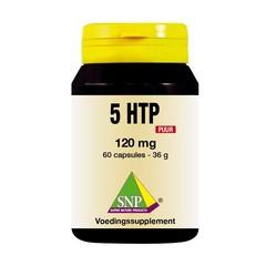 SNP 5 HTP 120 mg puur (60 capsules)
