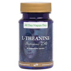 Alldayhappyday L-theanine 250 mg (60 vcaps)