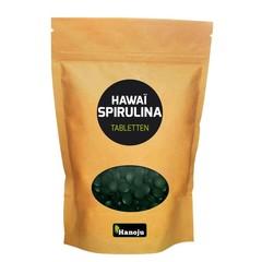 Hanoju Spirulina Hawaiiaans 500 mg (1000 tabletten)