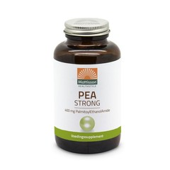 Mattisson Pea strong 400 mg zuivere palmitoylethanolamide (90 vcaps)