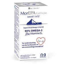 Minami MorEpa Platinum (60 softgels)