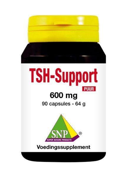 SNP SNP TSH Support puur (90 capsules)