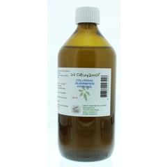 Cruydhof Colloidaal zilverwater hydrosol uitwendig (500 ml)