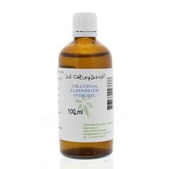 Cruydhof Colloidaal zilverwater hydrosol uitwendig (100 ml)