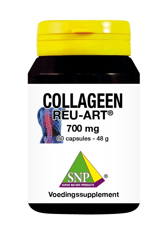 SNP SNP Collageen reu art (60 capsules)