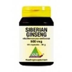 SNP Siberian ginseng 500 mg (60 capsules)
