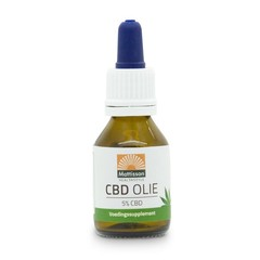 Mattisson CBD olie 5% (20 ml)
