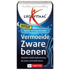 Lucovitaal Magnesium vermoeide zware benen (30 tabletten)