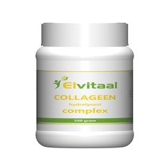 Elvitaal Collageen complex (500 gram)