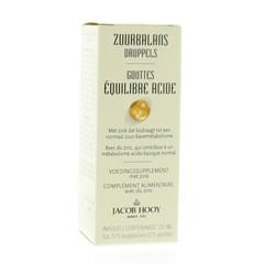 Jacob Hooy Zuurbalans (25 ml)