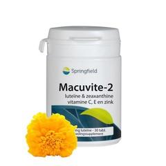 Springfield Macuvite 2 (30 tabletten)