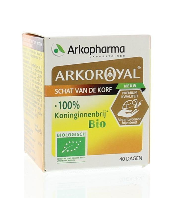 Arko Royal Arko Royal Royal jelly 100% koninginnebrij (40 gram)