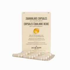Jacob Hooy Zuurbalans (60 capsules)