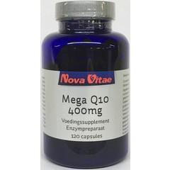 Nova Vitae Mega Q10 400 mg (120 capsules)