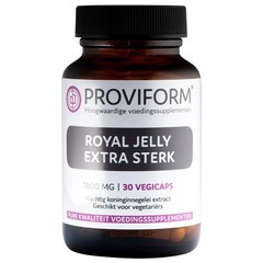 Proviform Royal jelly extra sterk 1800 mg (30 vcaps)
