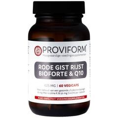 Proviform Rode Gist Rijst 625 mg Q10 bioforte (60 vcaps)