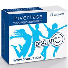 Disolut Disolut Invertase enzym (36 capsules)