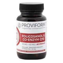 Proviform Policosanol 20 mg Q10 60 mg (60 vcaps)