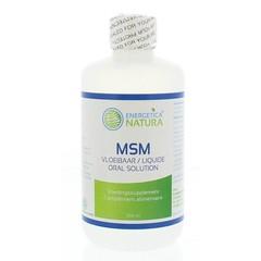 Energetica Nat MSM oral solution (240 ml)