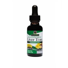 Natures Answer Livertone lever tonicum extract alcvrij 2000 mg (30 ml)