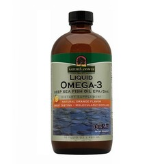 Natures Answer Vloeibaar Omega 3 DHA/EPA 1.150 mg per 5 ml (480 ml)