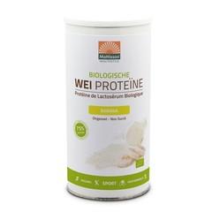 Mattisson Bio wei whey proteine banaan 75% (450 gram)