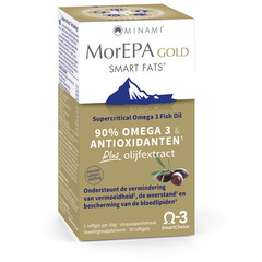 Minami MorEPA gold (30 softgels)