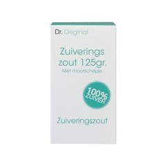 Dr Original Zuiveringszout (125 gram)