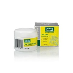 Thursday Plant Tea tree EHBO zalf (50 gram)