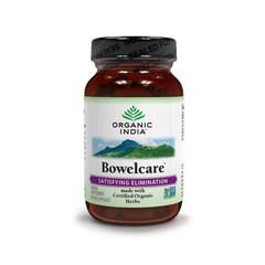 Organic India Bowel care bio caps (90 capsules)