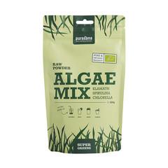 Purasana Algae mix klamath spirulina chlorella (200 gram)