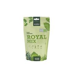 Purasana Royal mix raw grass vegetables algae (200 gram)