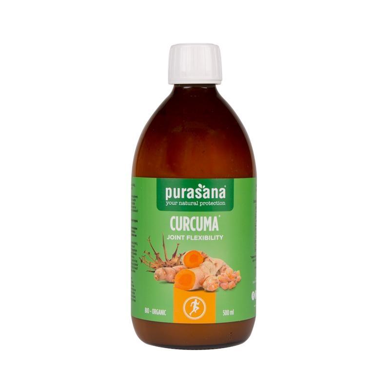Purasana Curcuma forte boswellia & harpago (500 ml)