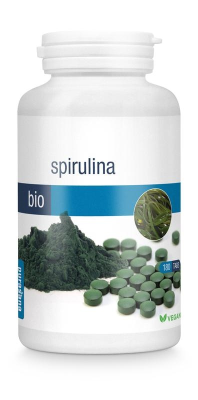 Purasana Spirulina 500 mg (180 capsules)