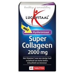 Lucovitaal Super collageen 2000 (60 tabletten)