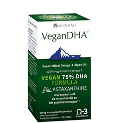 Minami Vegan DHA 250 mg (60 capsules)