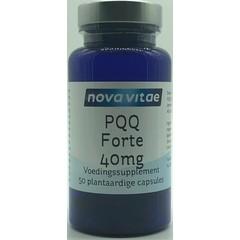 Nova Vitae PQQ Forte 40 mg (50 vcaps)