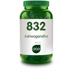 AOV 832 Ashwagandha (60 vcaps)