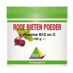 SNP Rode bietenpoeder vitamine B12 vitamine C stevia (135 gram)