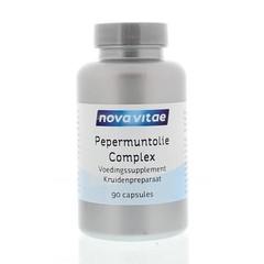 Nova Vitae Pepermuntolie complex puur (90 capsules)